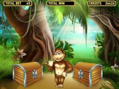 Описание слота Обезьянки (Crazy Monkey)